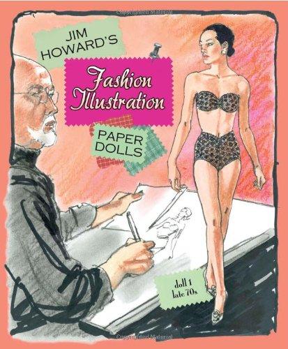 Wonderful Fashion Doll (Jim Howard's Fashion Illustration Paper Dolls)