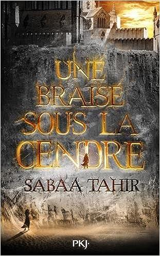 [Fiche de lecture] Une braise sous la cendre - Sabaa Tahir 51QYWeCqRVL._SX309_BO1,204,203,200_
