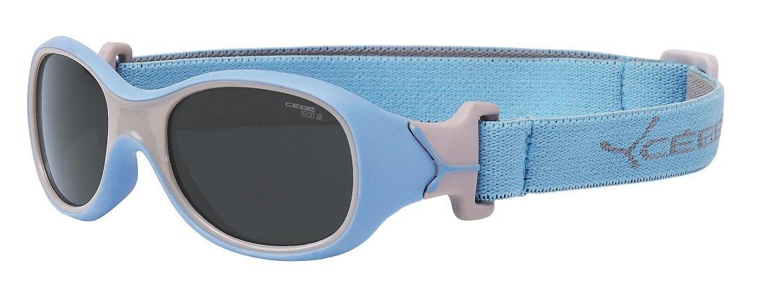 9d03a90b0a4c4 Cébé Chouka Lunettes de soleil Enfant Blue 1500 Grey BL  Amazon.fr  Sports  et Loisirs