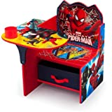 Marvel Spider-Man Chair Desk with Storage Bin