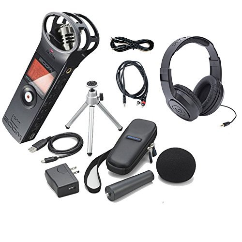 Zoom H2 Portable Recorder - 4
