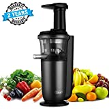Best Masticating Juicers - Slow Masticating Juicer with Slow Press Masticating Squeezer Review