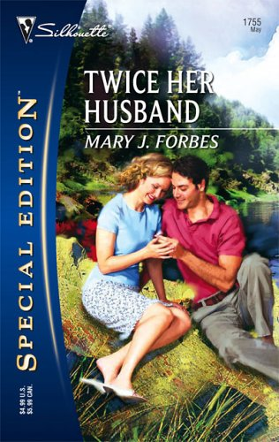 book cover of Twice Her Husband