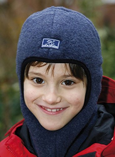 84c8a7ef532 Amazon.com  Pickapooh Hat 100% Merino Wool Balaclava Baby Boy Girl Children  Fleece Winter Sturmhaube  Clothing