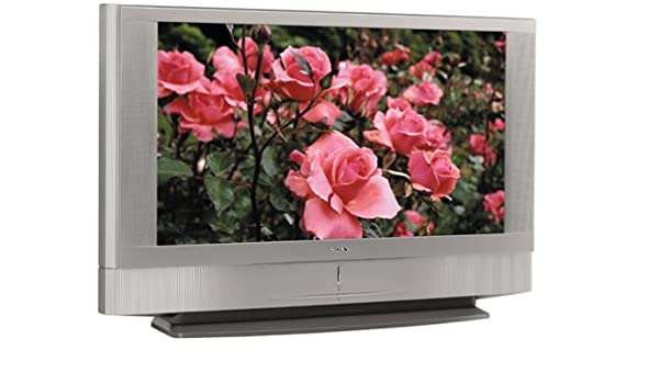 Sony Grand WEGA KDF-42WE655 42-Inch LCD Projection Television with