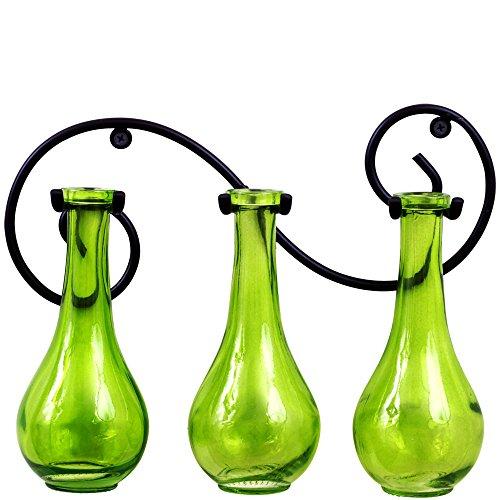 Couronne Company M334-6514G01 Triple Drop Bottle Wall Sconce