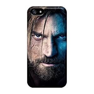 Iphone 5/5s Hard Back With Bumper Silicone Gel Tpu Case Cover Game Of Thrones Jaime Lannister