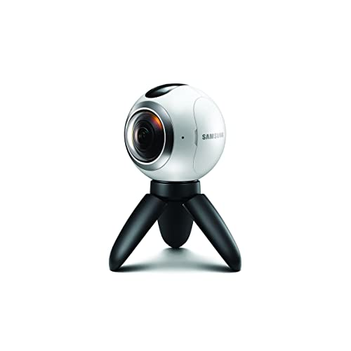 Samsung Gear 360 Camera - White (UK Version)