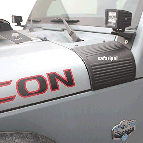 jeep wrangler cowl panel - 8