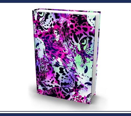 The Original Book Sox - Jumbo Leopard
