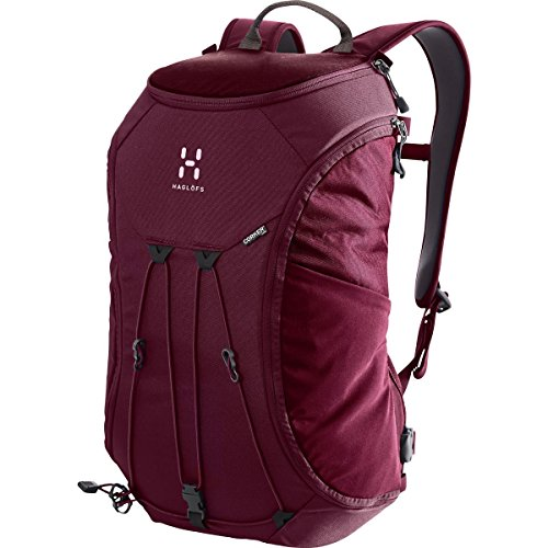 Haglofs Corker Large Laptop Backpack One Size Aubergine