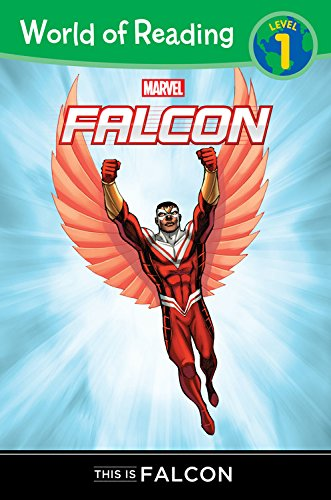 World of Reading: This is Falcon: Level -