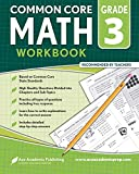 3rd Grade Math Workbook: CommonCore Math Workbook