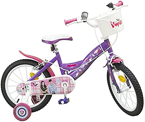 TOIMS Chica Vampiro Bicicleta niño 16