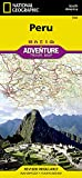 Peru (National Geographic Adventure Map)
