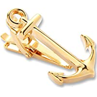AngelShop Metal Alloy Tie Bar Mens Special Shape Tie Clips Pins