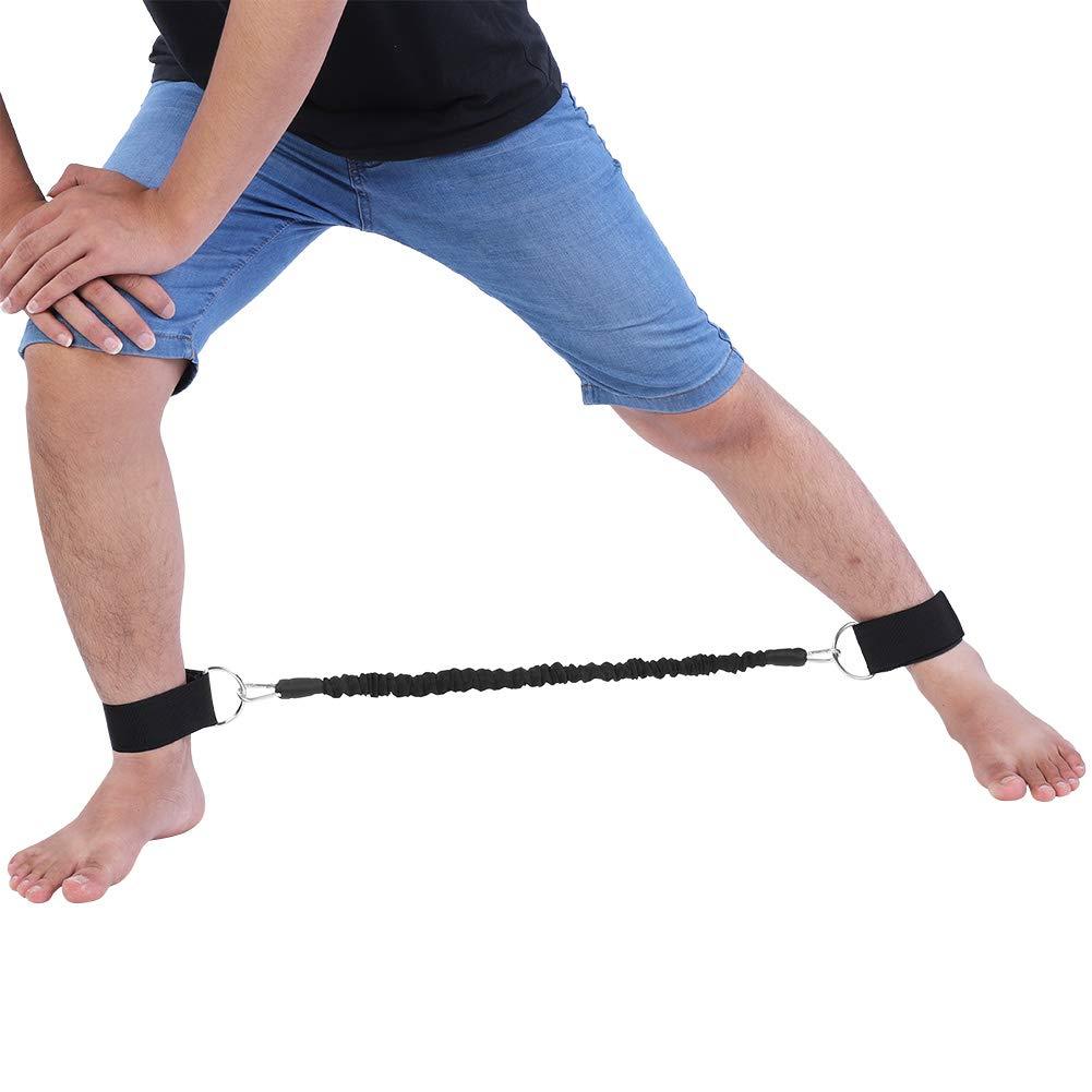 piernas Bandas de Resistencia Velocidad Agilidad Entrenamiento Fuerza Correas del Tobillo Entrenador de Saltos VGEBY1 Bandas de Ejercicios