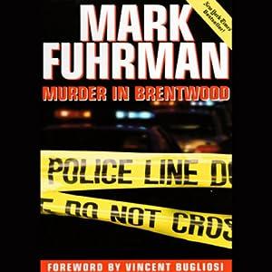 Murder in Brentwood Hörbuch