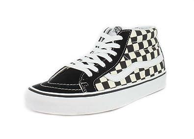 Sk8 Reissue Homme Mode Baskets Vans Mid Chaussures Noir SdWqw8xEwt