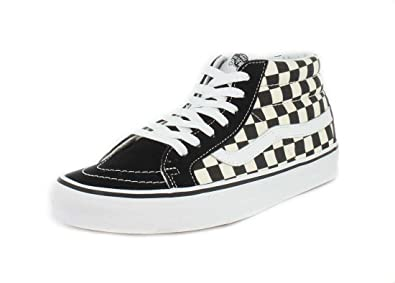 06e67ebb07 Vans Sk8 Mid Trainers  Amazon.co.uk  Shoes   Bags