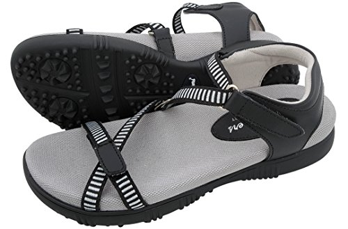 Sandbaggers Galia Women's Golf Sandals (7, (Sandbaggers Womens Shoes)