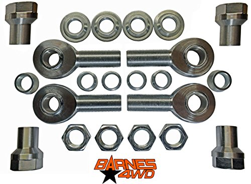 7/8 INCH HEIM STEERING KIT NO TUBING by Barnes 4WD