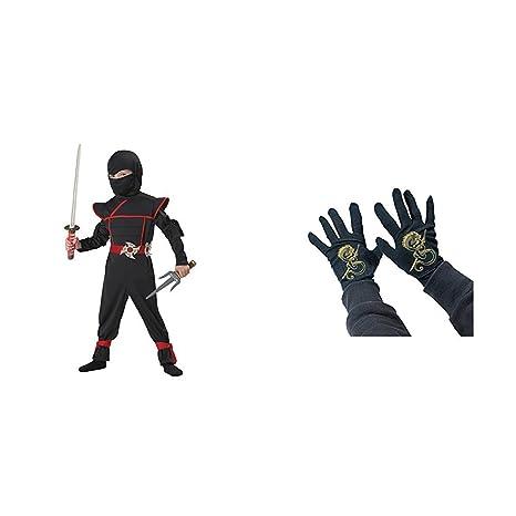 Amazon.com: California Costumes Stealth Ninja Toddler ...