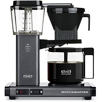 Amazon Com Technivorm Moccamaster Kbt 79112 Coffee Brewer