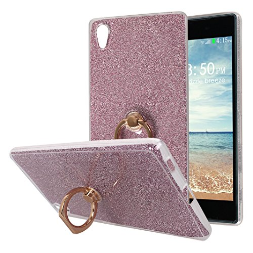 Sony Xperia Z1 Case Ring Stand, Moon mood 2-in-1