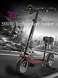 MRMRMNR 48V 500W Electric Scooter Adult Portable