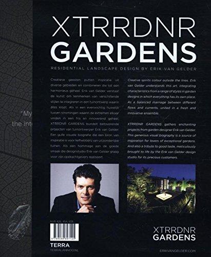 XTRRDNR Gardens: Residential Landscape Design by Erik van Gelder