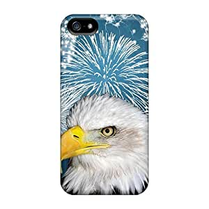 For Iphone 5/5s Protector Case Celebrate Freedom Phone Cover