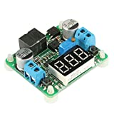 uxcell DC 3-35V Boost Step-up Module Power Supply LED Voltmeter LM2596