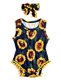 Leapparel Newborn Toddler Baby Girl Floral
