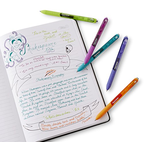 Paper Mate InkJoy Gel Pens, Medium Point, Assorted Colors, 20 Count - 1951718 by Paper Mate (Image #55)