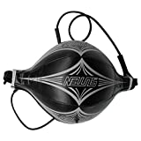 Speed Bag, ADiPROD Double End MMA Muay Thai Boxing Punching Ball Punch Bags Focus Gym Training Fitness
