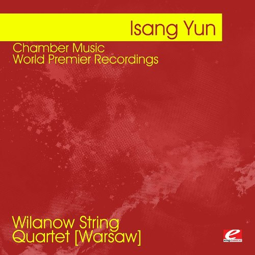 Isang Yun Chamber Music - Capriccio C - CD or download