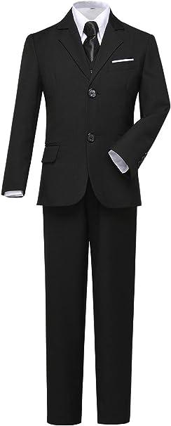Amazon.com: Visaccy - Trajes de vestir para niño: Clothing