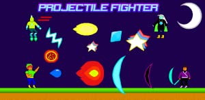 Projectile Fighter from Hardai Games