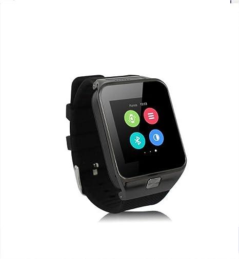 Reloj Inteligente GW06 Llamada 3G Sistema de Internet WiFi de Android GPS Descarga de Fotos App Seguimiento de Video/Alarma, Información de Empuje, ...