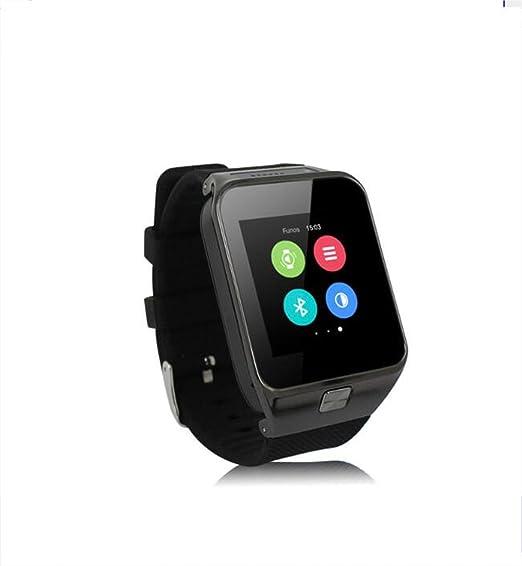 Reloj Inteligente GW06 Llamada 3G Sistema de Internet WiFi de Android GPS Descarga de Fotos App