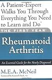 Rheumatoid Arthritis, M. E. A. McNeil, 1569243646