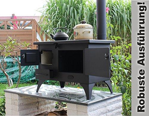 Outdoor Küchenofen : Outdoor küchenofen garten herd gartenküche mit schornstein
