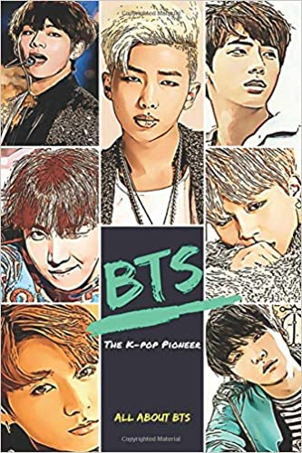 BTS: The K-pop Pioneer: UK Jung, Sara Lee: 9781719858595: Amazon com
