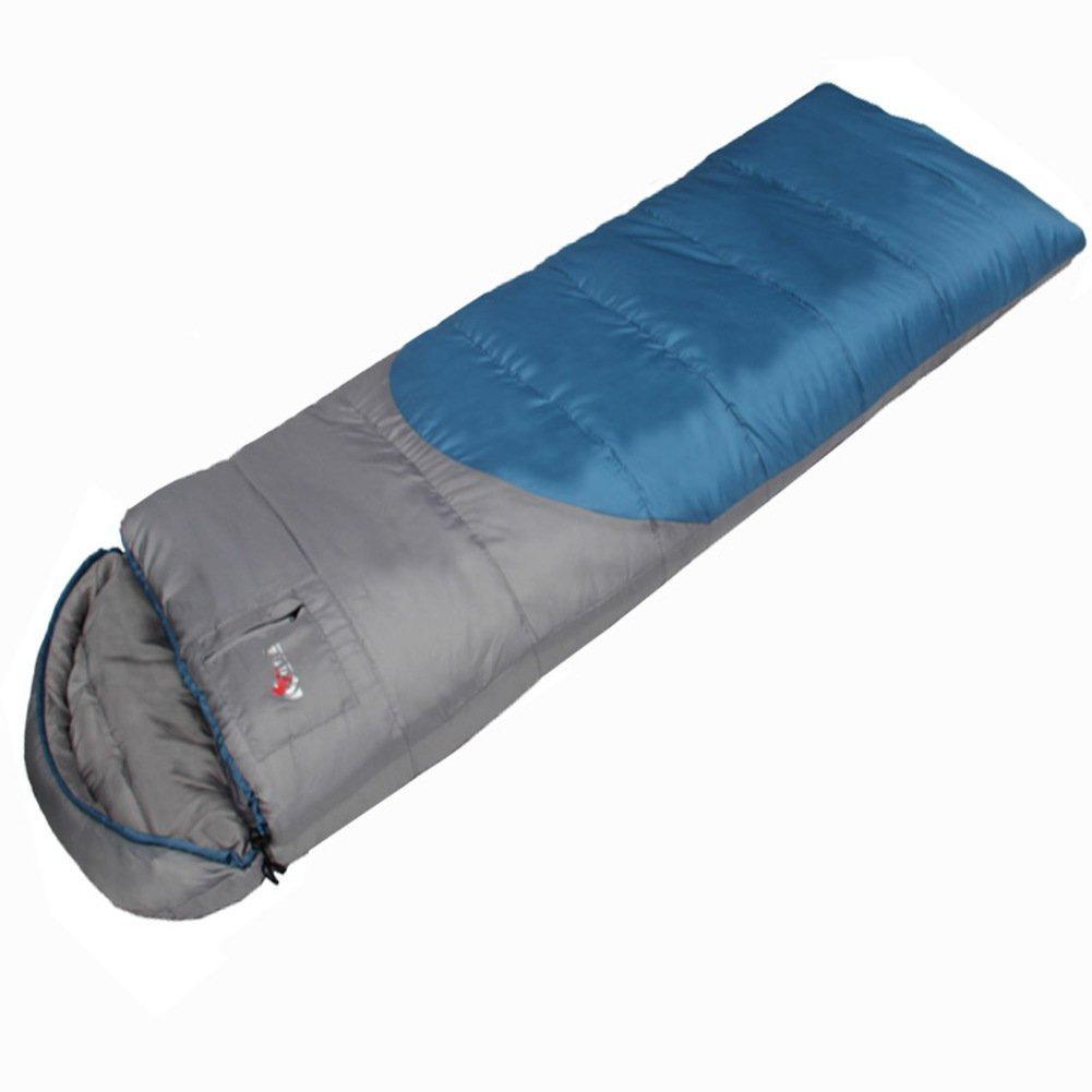 Außen Verdickung Anstieg Erwachsener Schlafsack/Wintercamping Schlafsack/Doppelschlafsack kann kämpfen