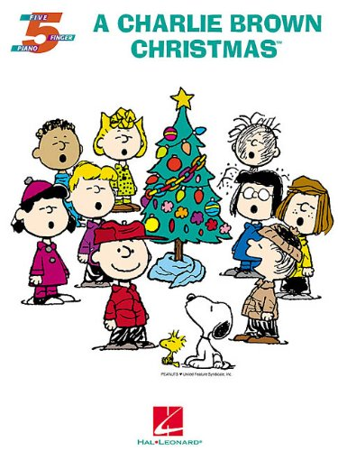 - A Charlie Brown Christmas(TM) (Five-Finger Piano)