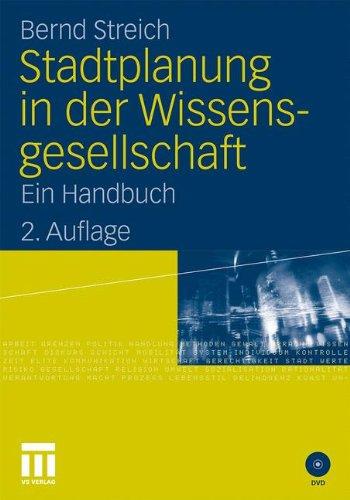 Stadtplanung in der Wissensgesellschaft: Ein Handbuch Taschenbuch – 16. Mai 2011 Bernd Streich 3531177095 Soziologie POLITICAL SCIENCE / General