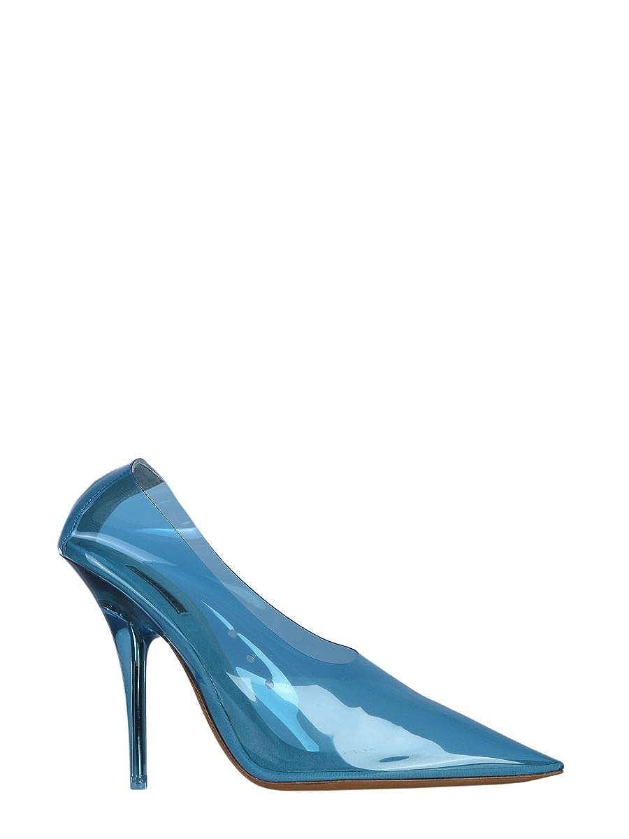 - Yeezy Women's YZ6098152 bluee PVC Pumps