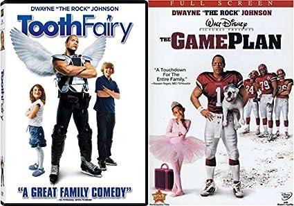 Amazon Com The Game Plan Disney Movie The Tooth Fairy