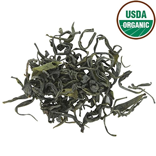Teas Unique 2018 Korean Hadong Mt. Jiri Sejak Organic Green Tea, 100g